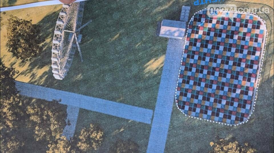 В Бахмуте хотят построить ледовый каток и ролледром, фото-4