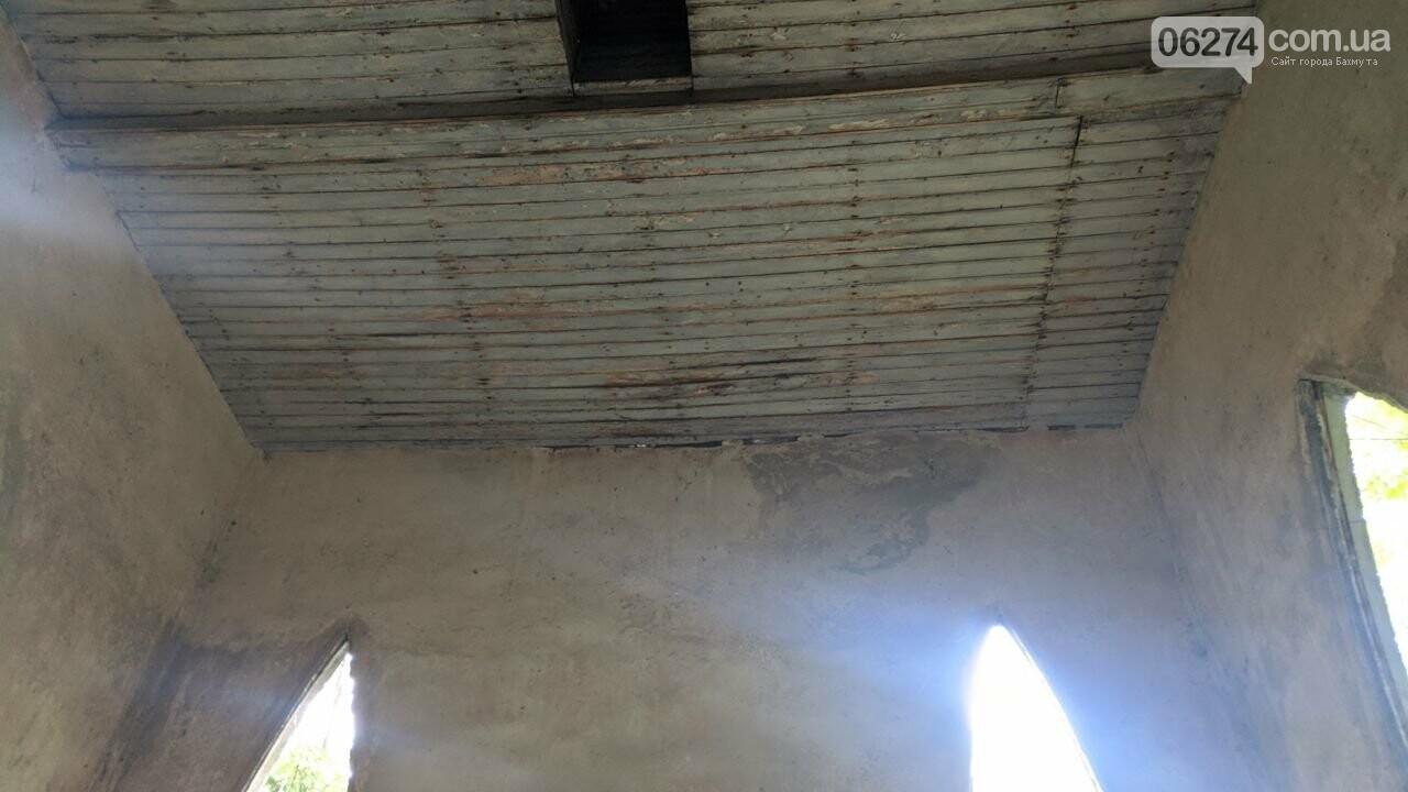 В Бахмутской ОТГ уникальную «Барскую купальню» сделают туристическим объектом, фото-1