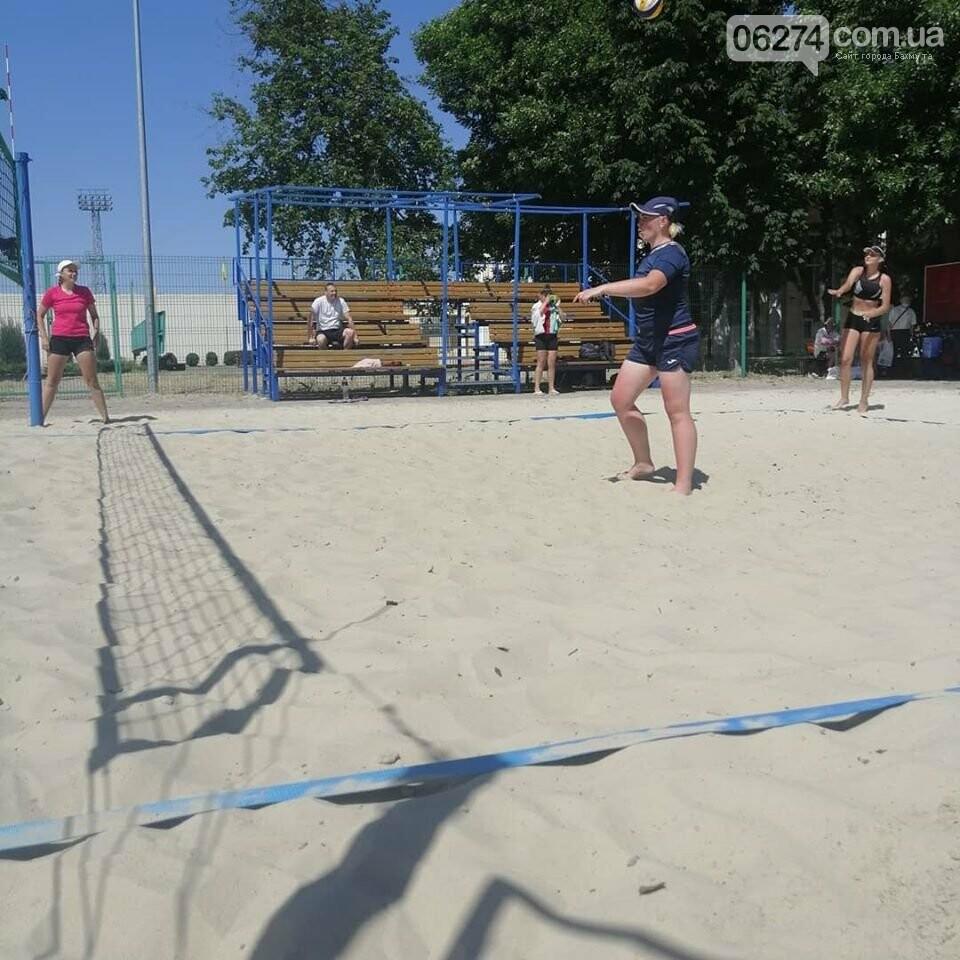 Волейболисты Бахмута стали лучшими в пляжном волейболе по области, фото-2