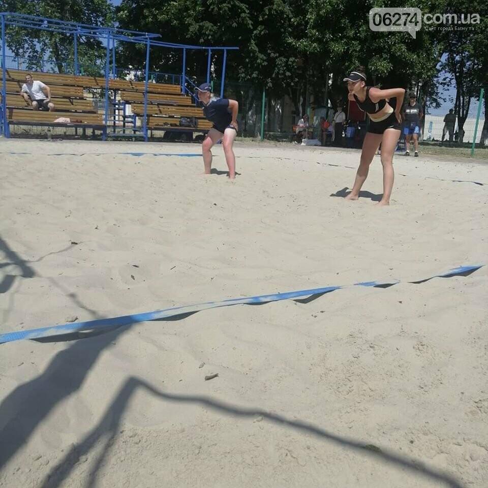 Волейболисты Бахмута стали лучшими в пляжном волейболе по области, фото-3