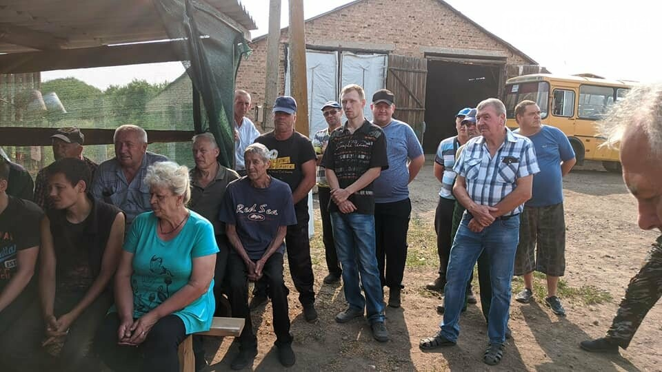 Бахмутский мэр встретился с сельхозработниками громады, фото-3