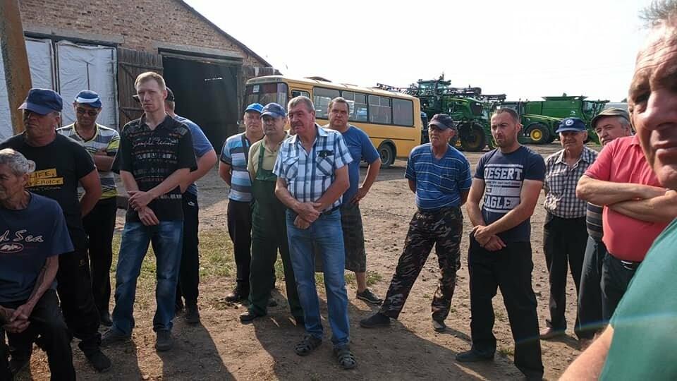 Бахмутский мэр встретился с сельхозработниками громады, фото-5