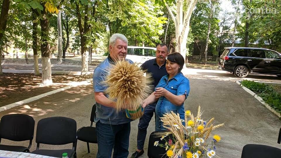 Бахмутский мэр встретился с сельхозработниками села Клиновое, фото-4