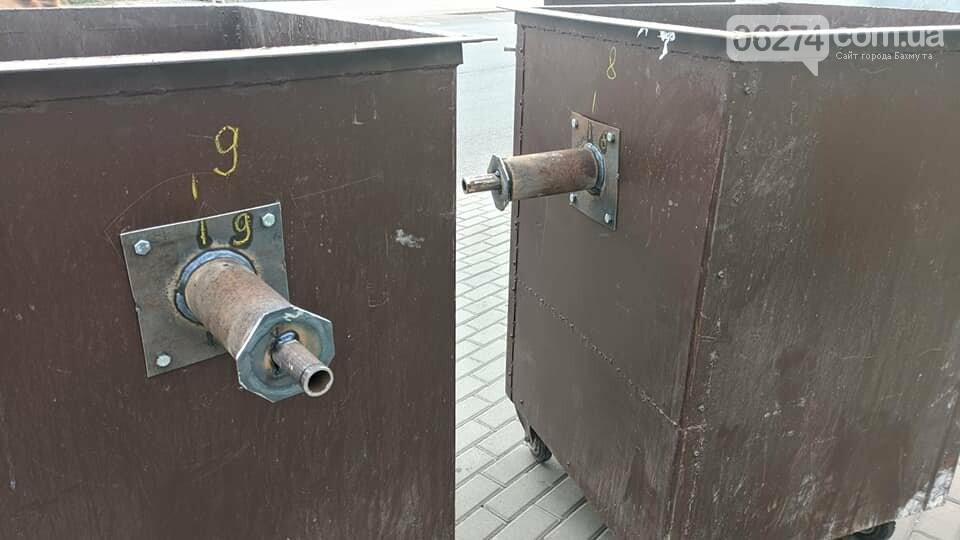 В Бахмуте привели в порядок пункт раздельного сбора мусора, фото-7