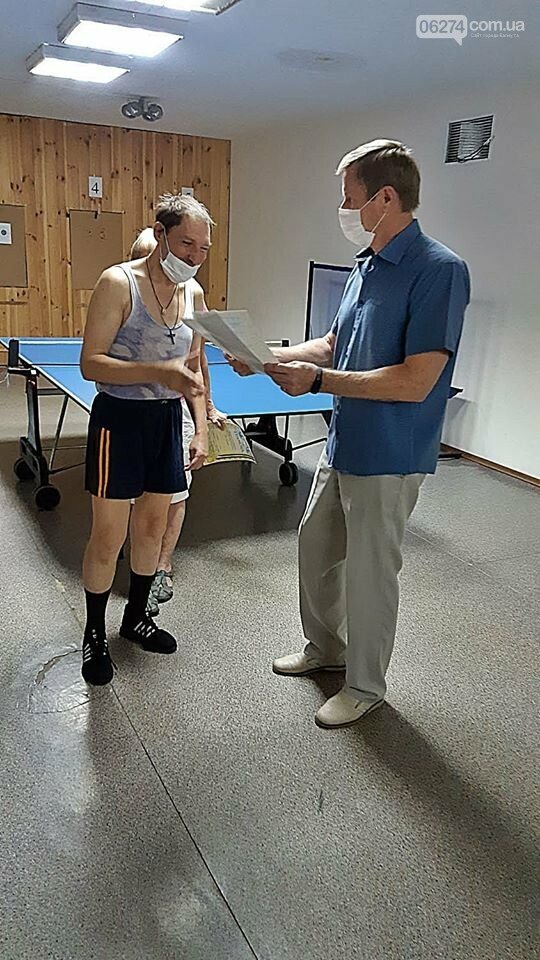 Артур Радковский и Наталья Зубарь – чемпионы Бахмута по настольному теннису, фото-4