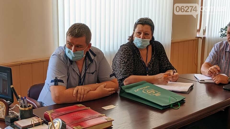 В Бахмуте обсудили проект улучшения водоснабжения села Покровское, фото-2