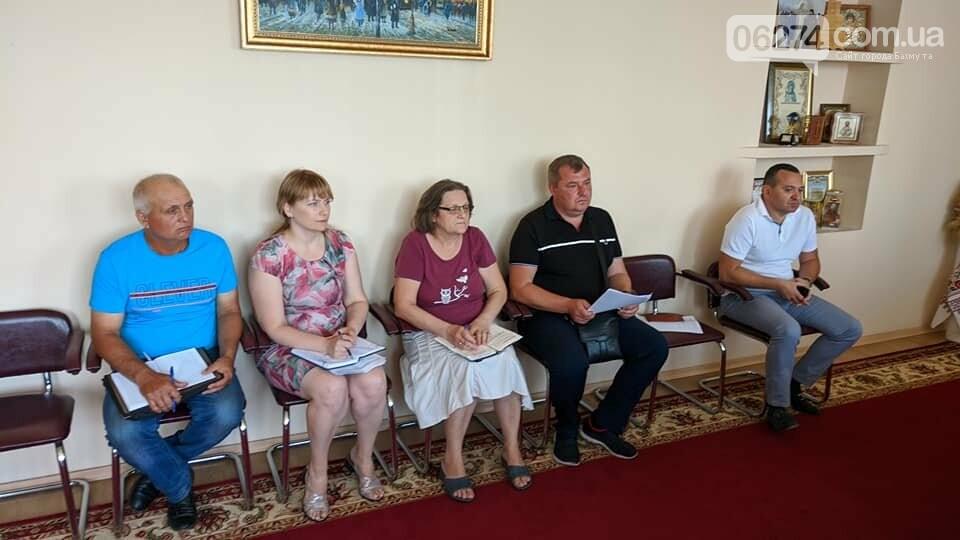 В Бахмуте обсудили проект улучшения водоснабжения села Покровское, фото-3