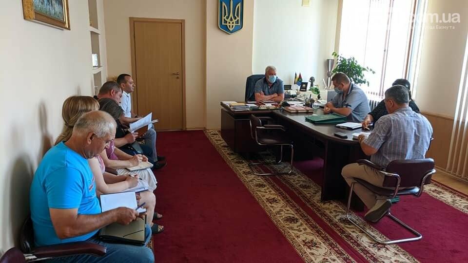 В Бахмуте обсудили проект улучшения водоснабжения села Покровское, фото-1