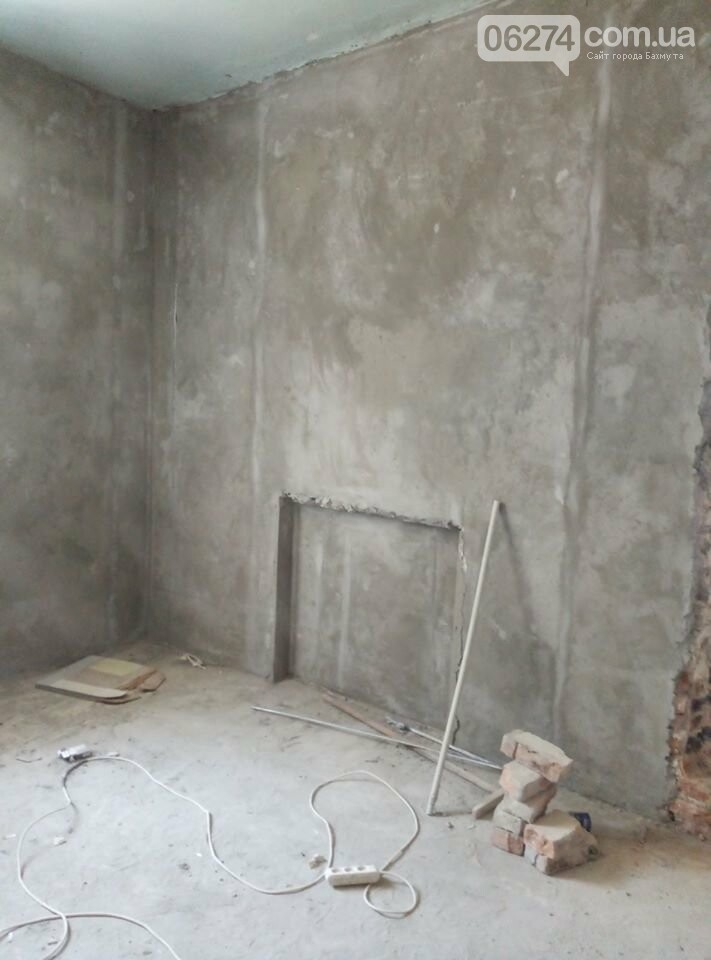 В Бахмуте начали ремонт в патологоанатомическом отделении (ФОТОФАКТ), фото-2