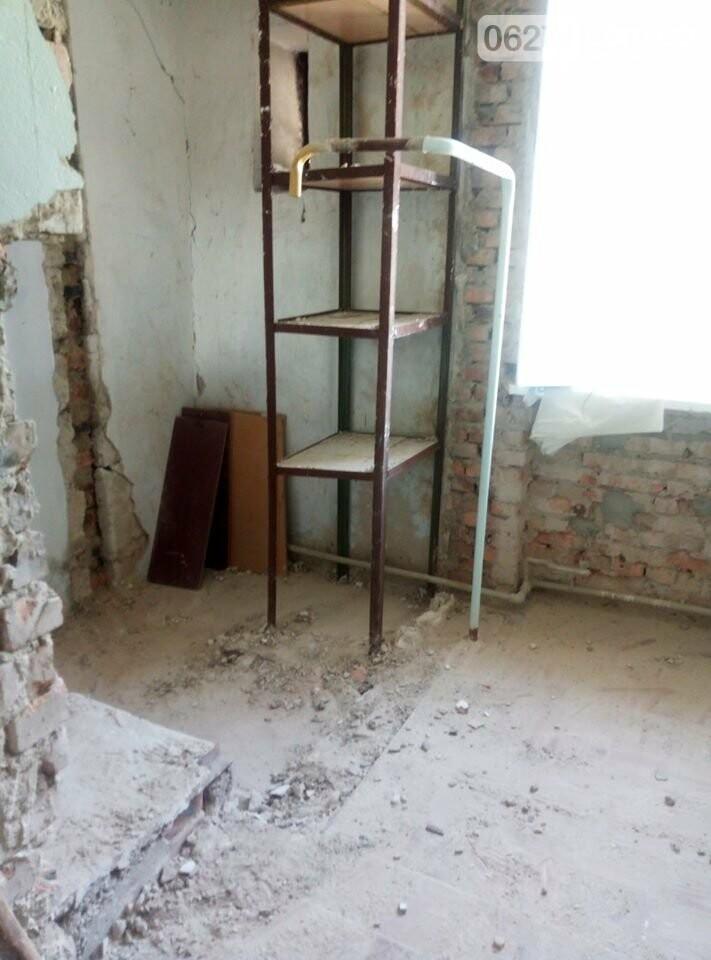 В Бахмуте начали ремонт в патологоанатомическом отделении (ФОТОФАКТ), фото-3