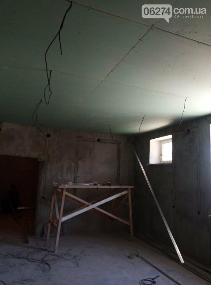 В Бахмуте начали ремонт в патологоанатомическом отделении (ФОТОФАКТ), фото-5