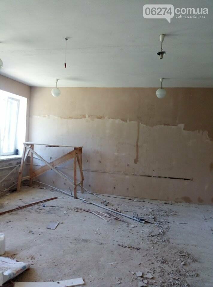 В Бахмуте начали ремонт в патологоанатомическом отделении (ФОТОФАКТ), фото-6