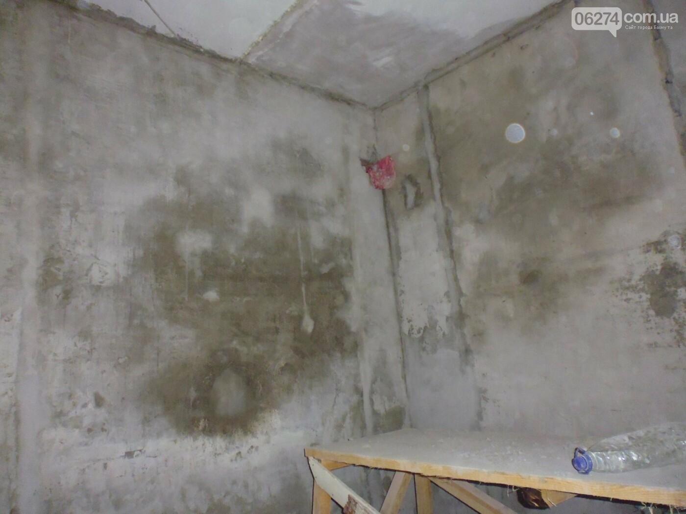 В Бахмуте начали ремонт в патологоанатомическом отделении (ФОТОФАКТ), фото-7