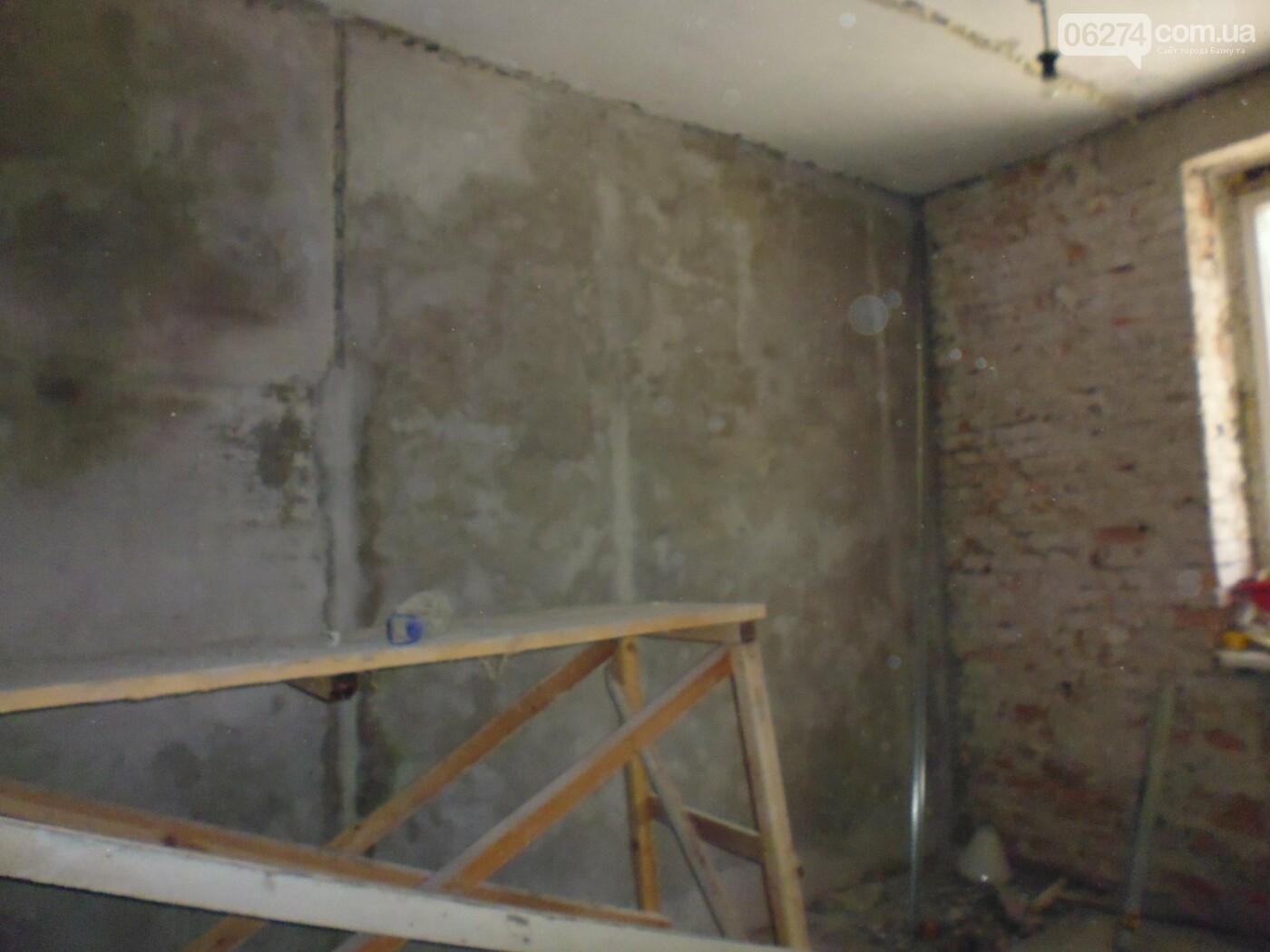 В Бахмуте начали ремонт в патологоанатомическом отделении (ФОТОФАКТ), фото-9