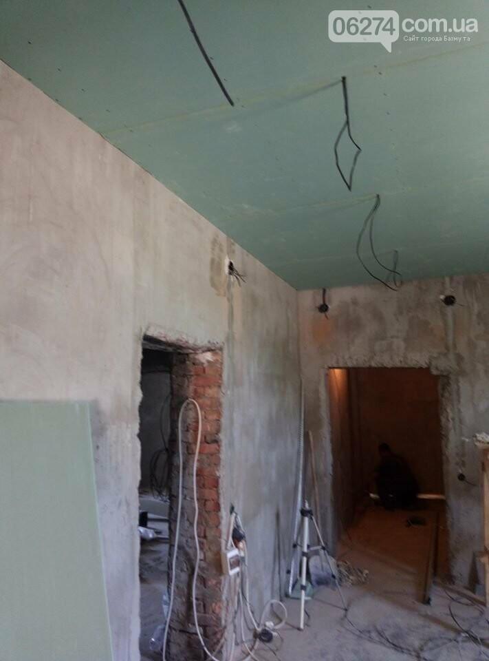 В Бахмуте начали ремонт в патологоанатомическом отделении (ФОТОФАКТ), фото-10