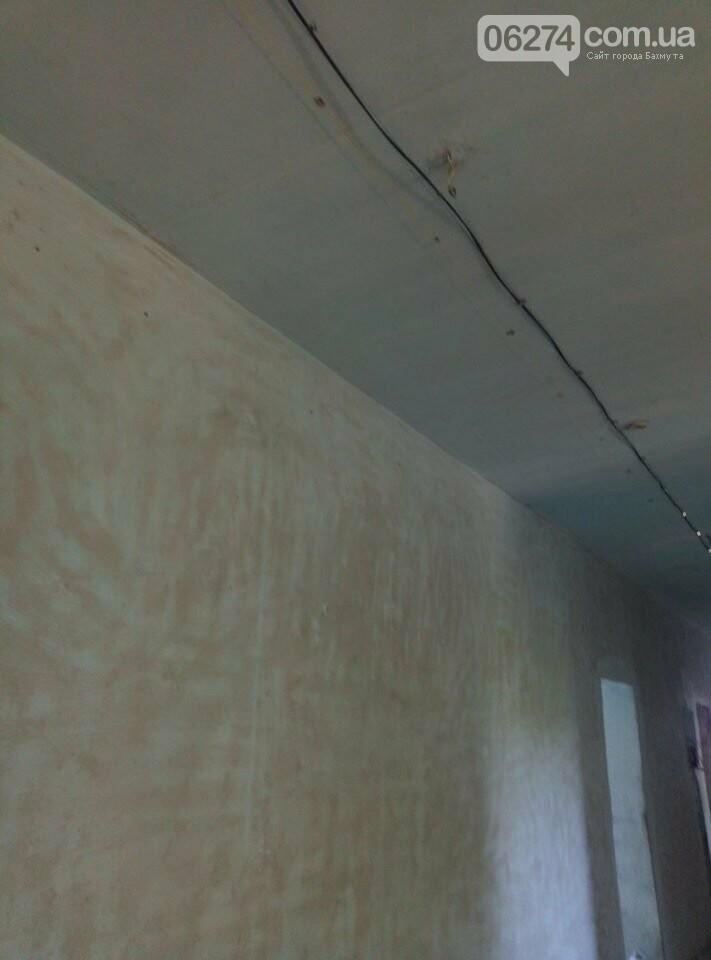 В Бахмуте начали ремонт в патологоанатомическом отделении (ФОТОФАКТ), фото-12