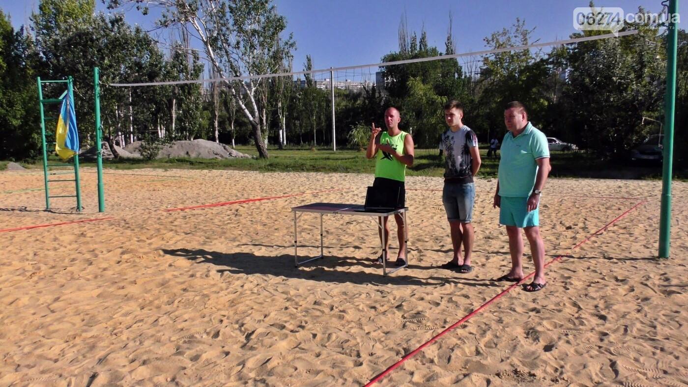 Инваспорт. Бахмутские спортсмены стали чемпионами области по пляжному волейболу, фото-3