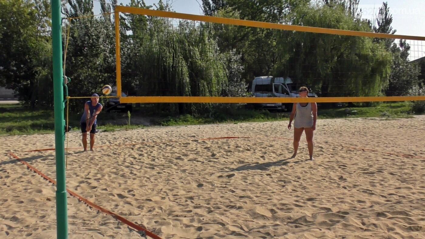 Инваспорт. Бахмутские спортсмены стали чемпионами области по пляжному волейболу, фото-9