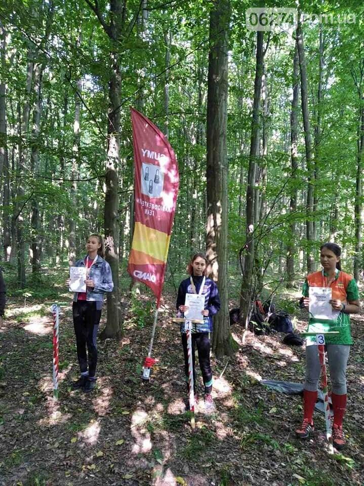 Бахмутчане стали призерами чемпионата Украины по радиопеленгации, фото-1