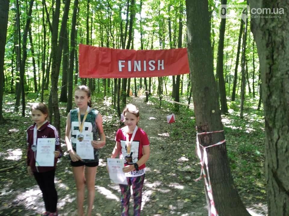 Бахмутчане стали призерами чемпионата Украины по радиопеленгации, фото-5