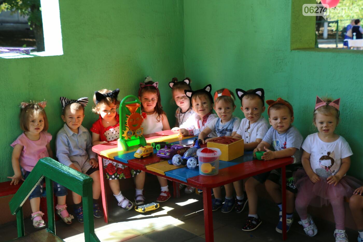 В Бахмуте после капитального ремонта открыли детский сад «Крепыш», фото-2