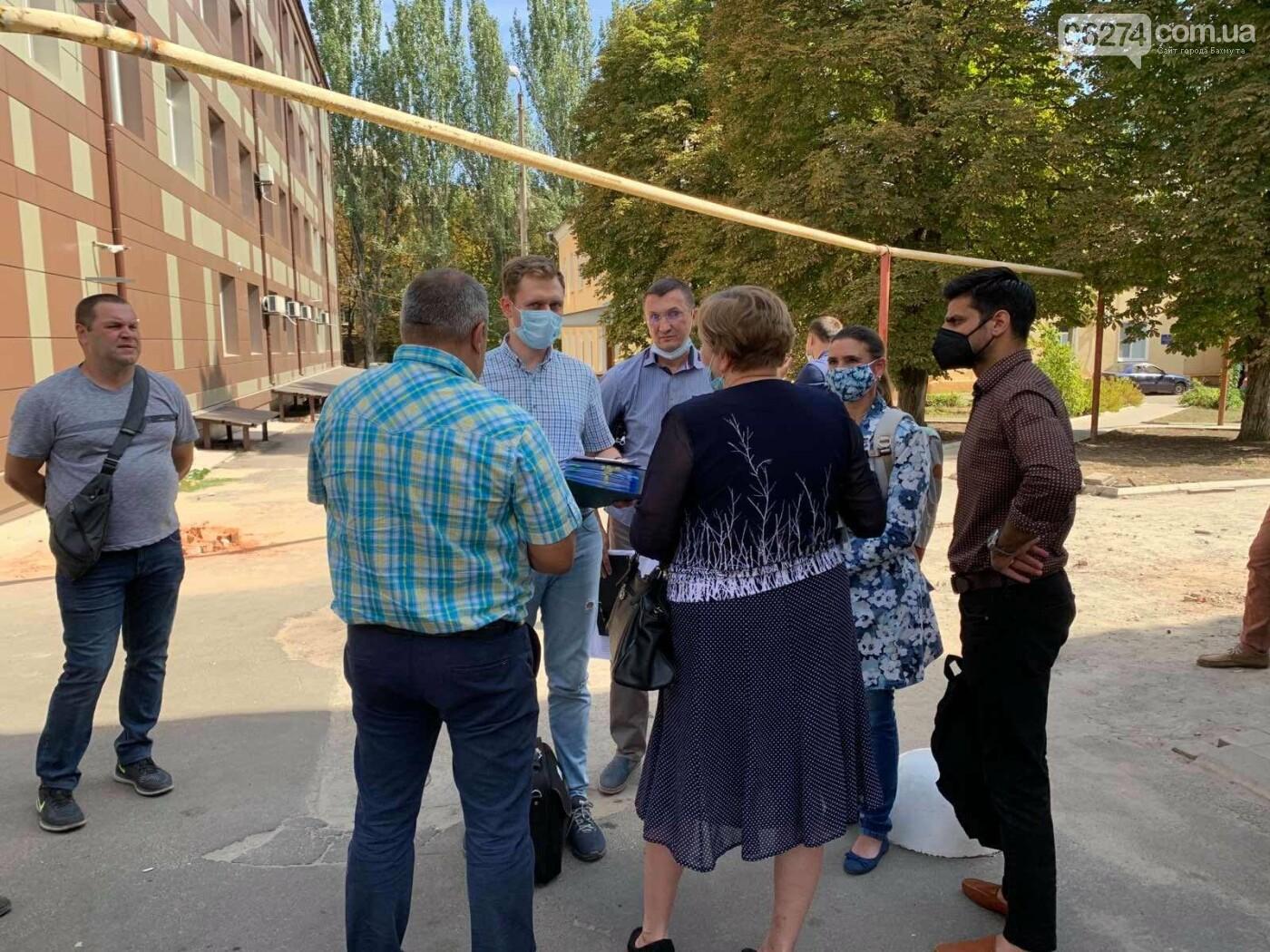 Состоялось рабочее совещание по вопросу строительства приемного отделения экстренной медицины, фото-1