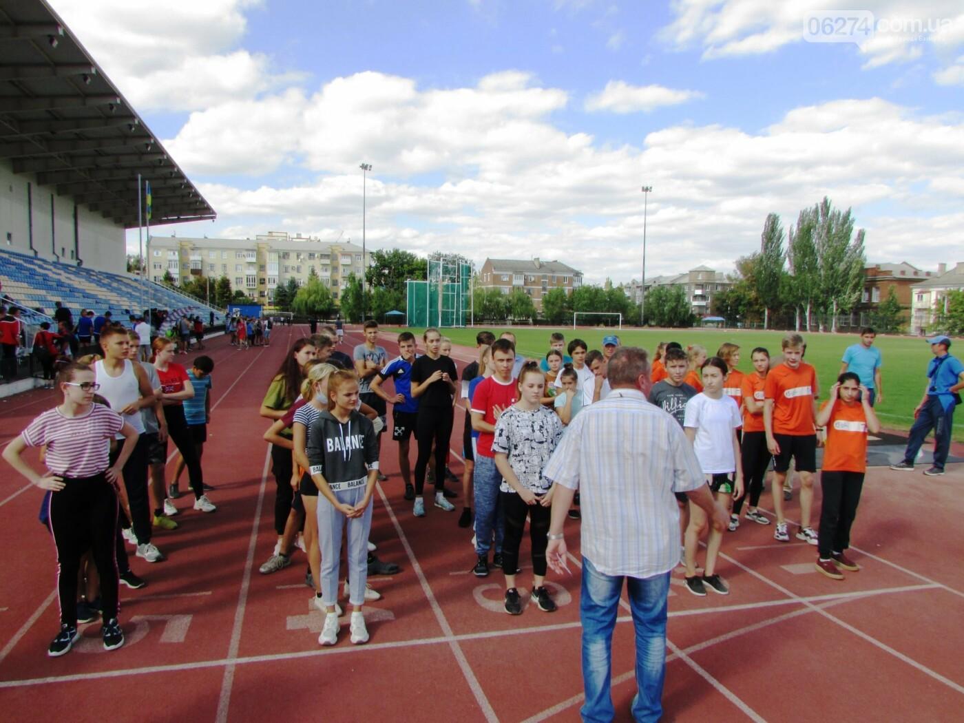 160 Бахмутских учащихся и студентов посвятили свои спортивные достижения Дню физической культуры и спорта, фото-3