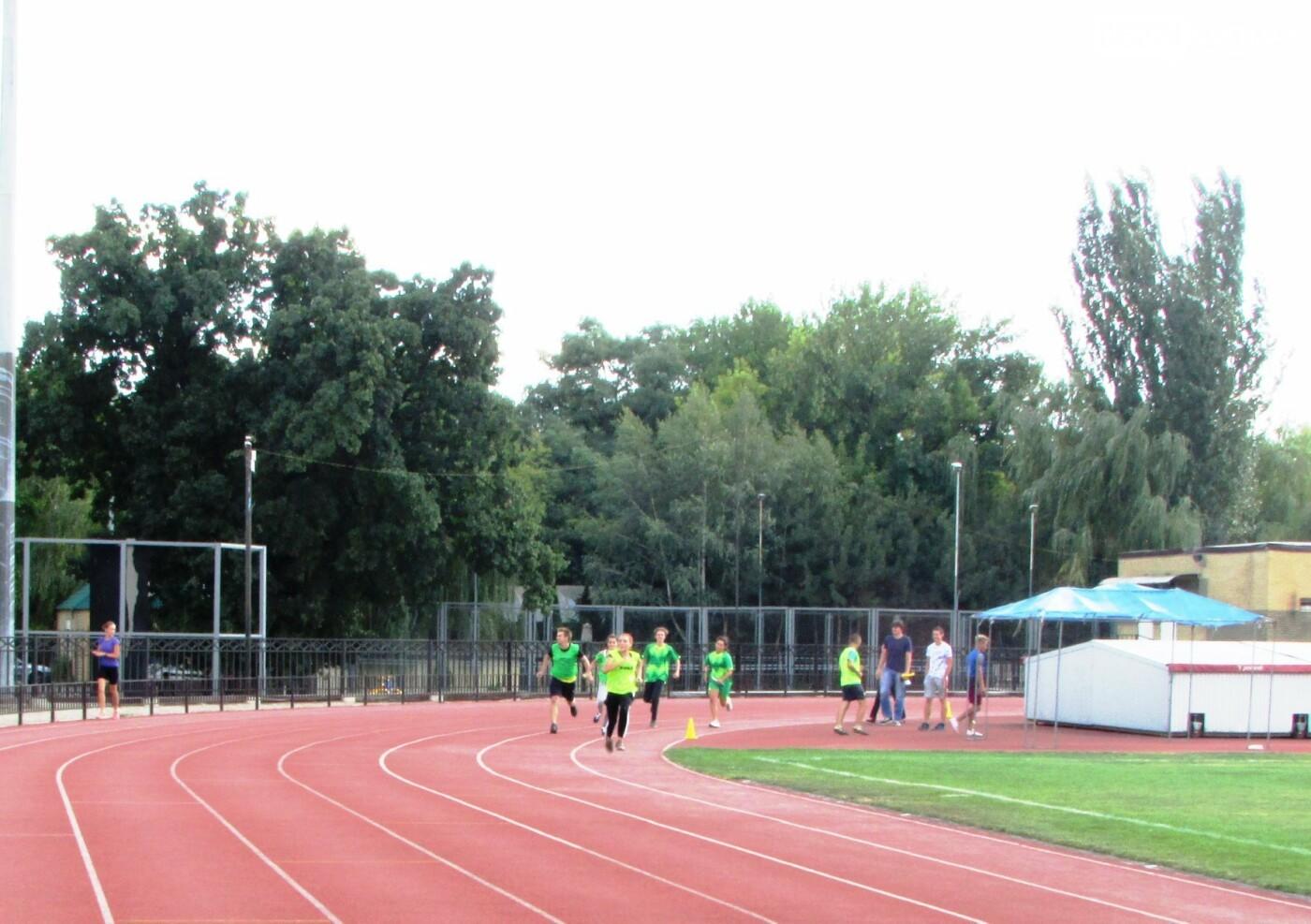 160 Бахмутских учащихся и студентов посвятили свои спортивные достижения Дню физической культуры и спорта, фото-6