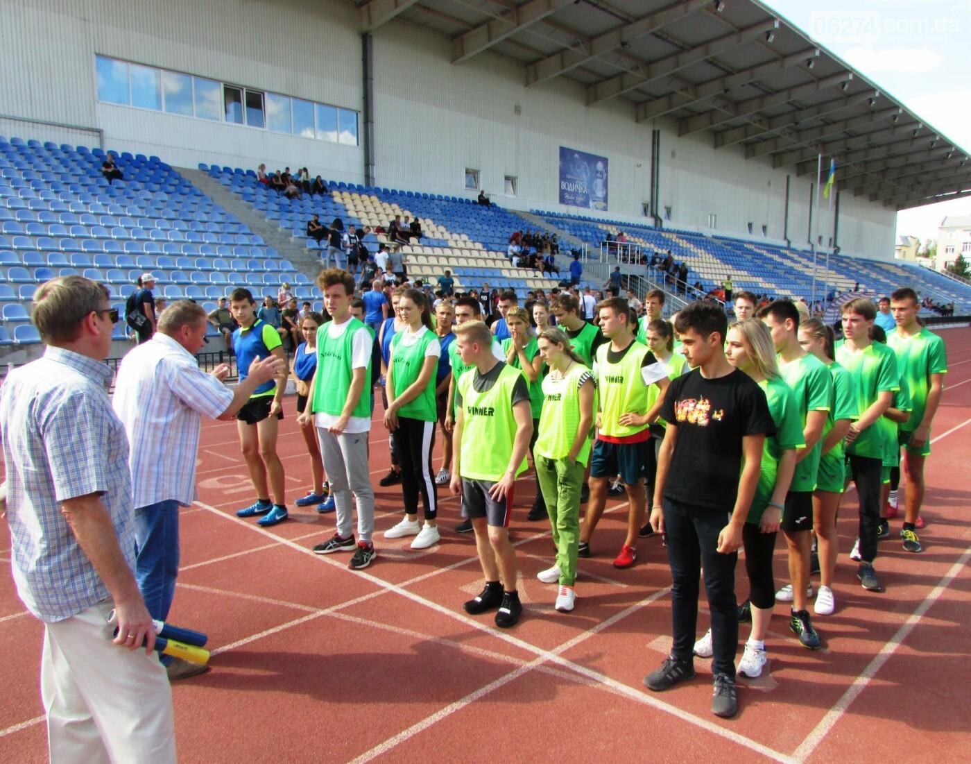 160 Бахмутских учащихся и студентов посвятили свои спортивные достижения Дню физической культуры и спорта, фото-8