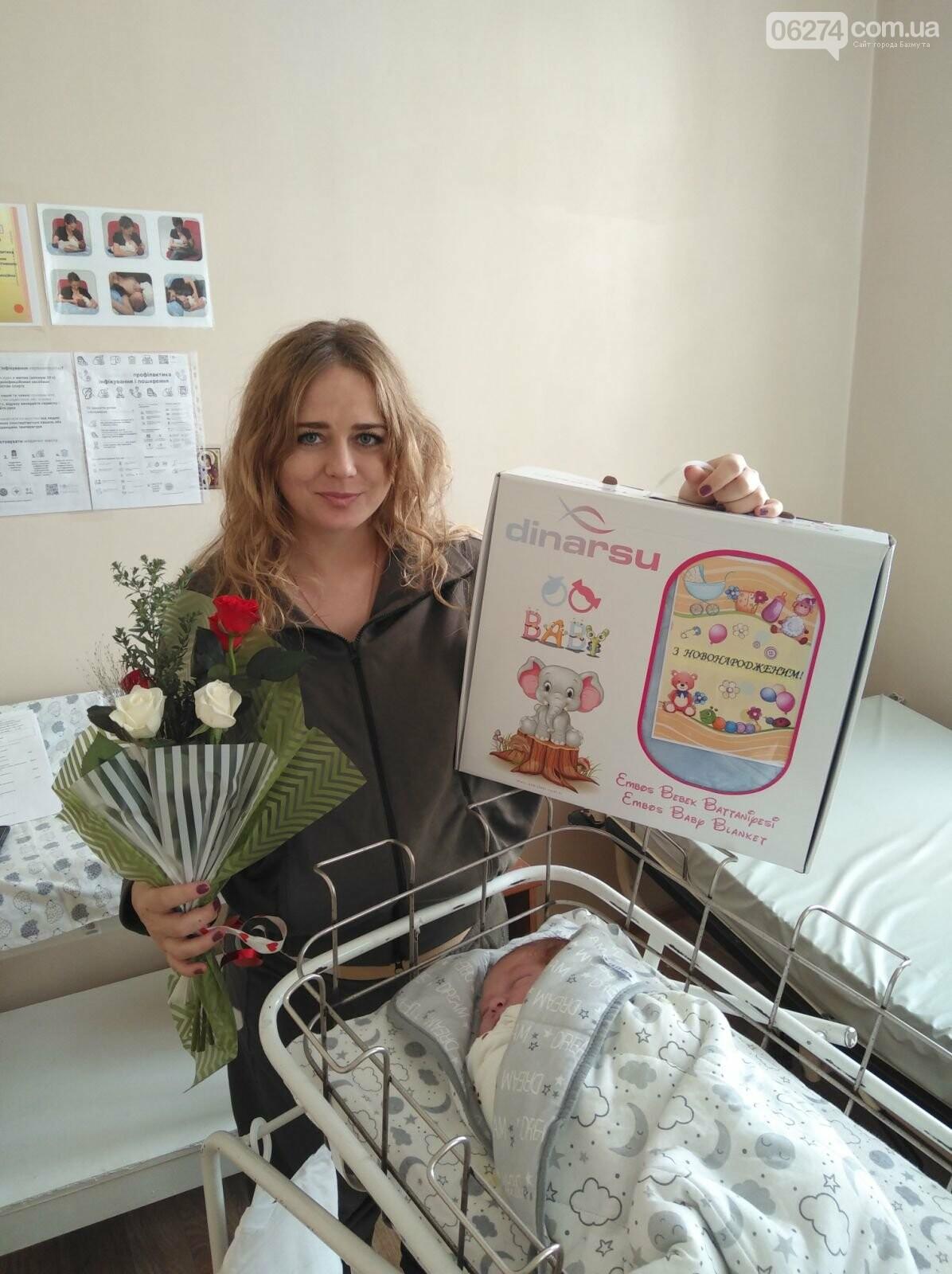 В предпраздничную неделю в Бахмутском роддоме родились 14 младенцев, фото-6