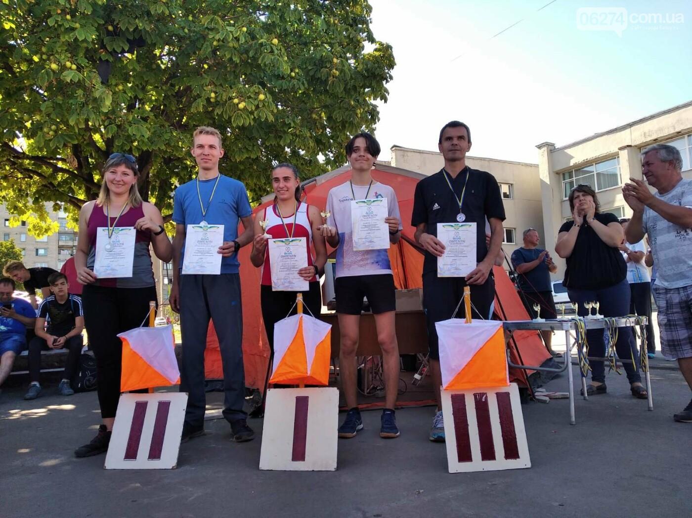 В Дружковке состоялся открытый чемпионат по спортивному ориентированию на дистанциях городского спринта, фото-4