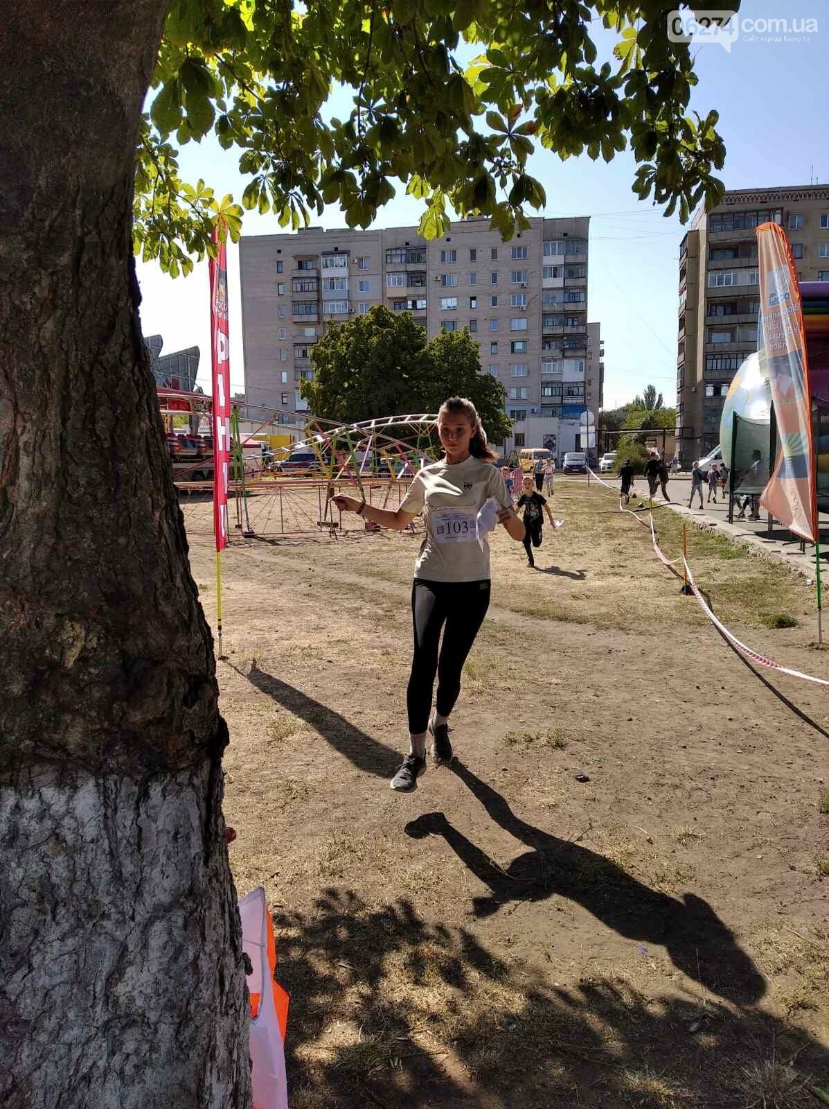 В Дружковке состоялся открытый чемпионат по спортивному ориентированию на дистанциях городского спринта, фото-5