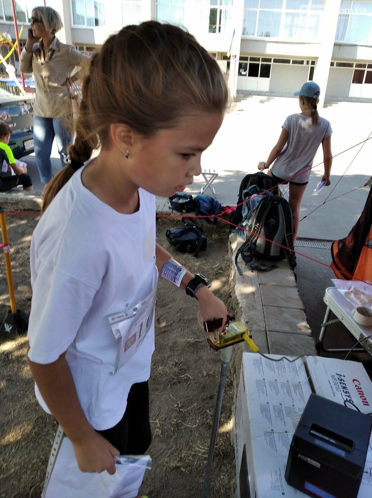 В Дружковке состоялся открытый чемпионат по спортивному ориентированию на дистанциях городского спринта, фото-2
