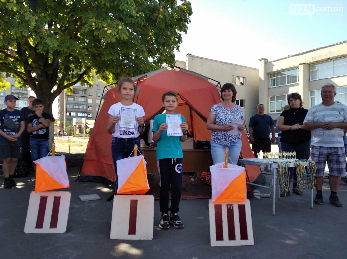 В Дружковке состоялся открытый чемпионат по спортивному ориентированию на дистанциях городского спринта, фото-1