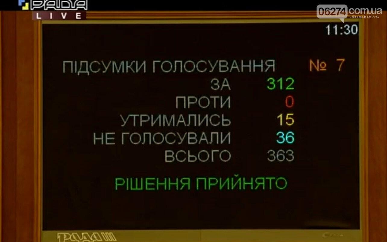 В Верховной Раде потребовали от правительства решить проблему воды на Донбассе, фото-1
