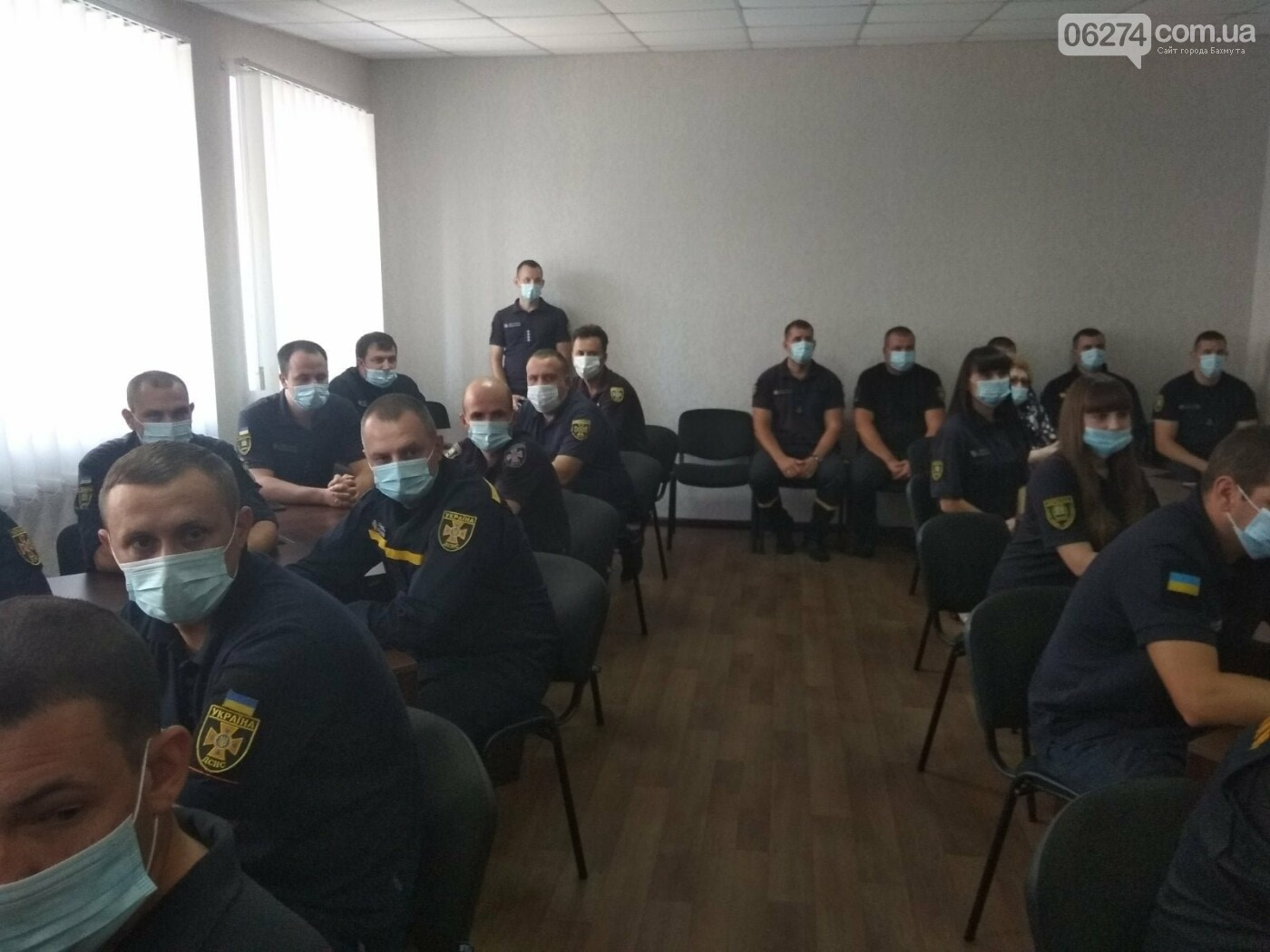 Городской голова поздравил с профессиональным праздником спасателей 8-го ГПСО ГУ ГСЧС Украины, фото-4