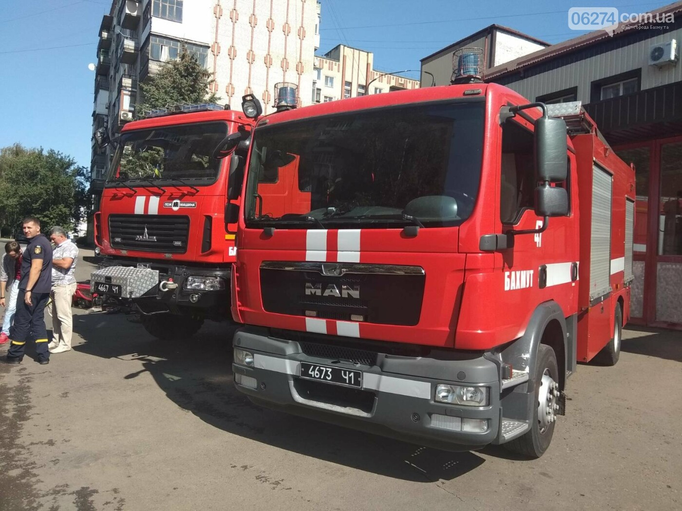 Городской голова поздравил с профессиональным праздником спасателей 8-го ГПСО ГУ ГСЧС Украины, фото-2
