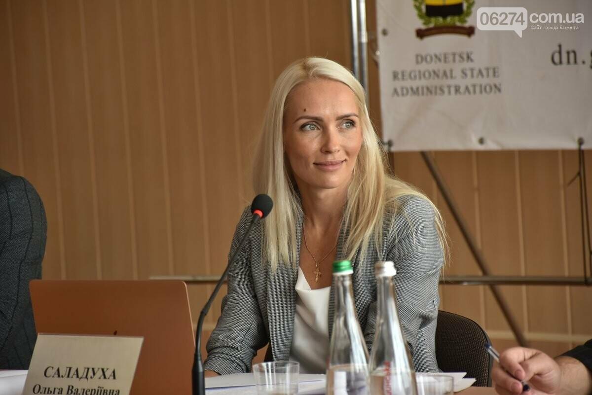 В Донецкой области состоялось выездное заседание подкомитета Верховной Рады по спорту, фото-1