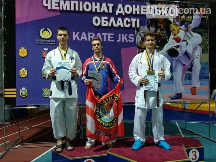 Бахмут принял чемпионат Донецкой области по каратэ JKS, фото-4