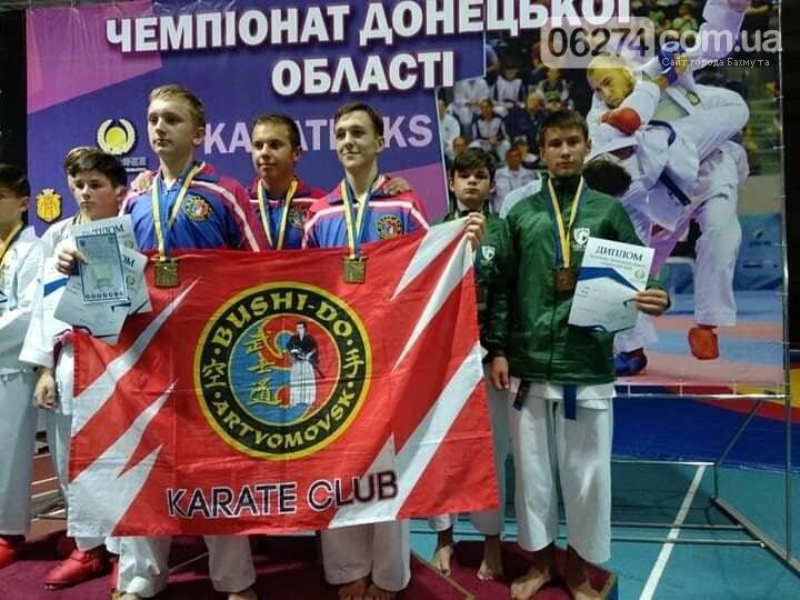 Бахмут принял чемпионат Донецкой области по каратэ JKS, фото-5