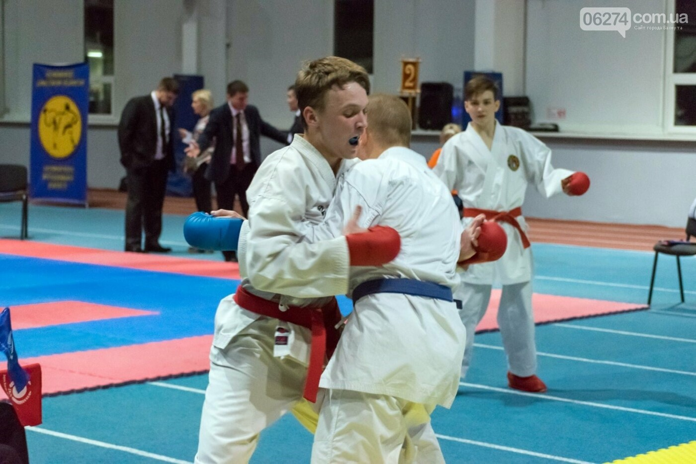 Бахмут принял чемпионат Донецкой области по каратэ JKS, фото-1