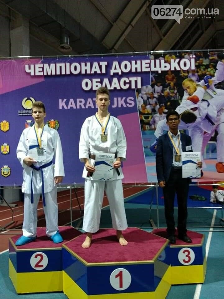Бахмут принял чемпионат Донецкой области по каратэ JKS, фото-3