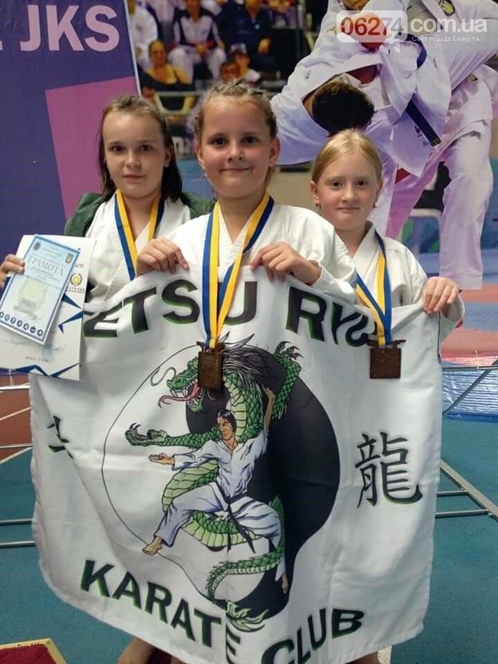 Бахмут принял чемпионат Донецкой области по каратэ JKS, фото-6