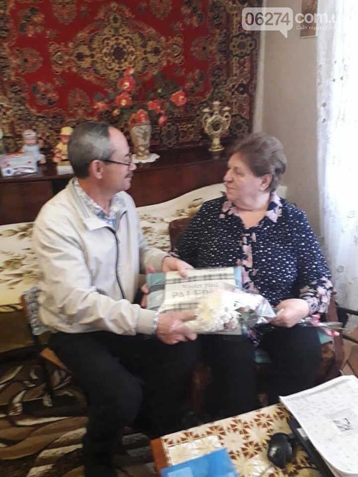 Пожилые люди Бахмутской ОТГ получили материальную помощь , фото-1
