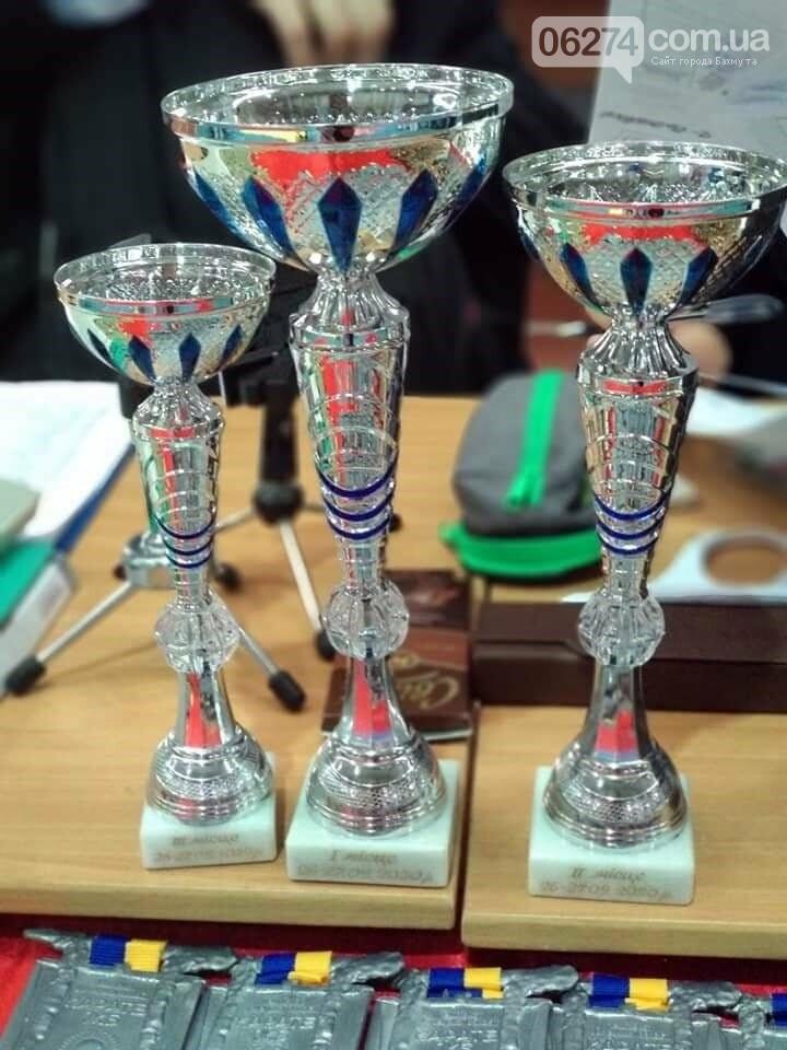 Бахмут принял чемпионат Донецкой области по каратэ JKS, фото-2