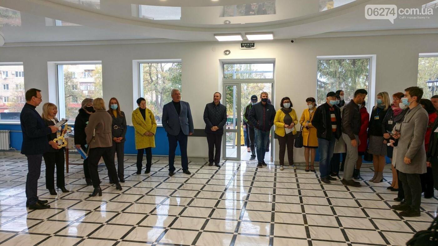 В Бахмуте презентовали Прозрачный социальный офис, фото-13