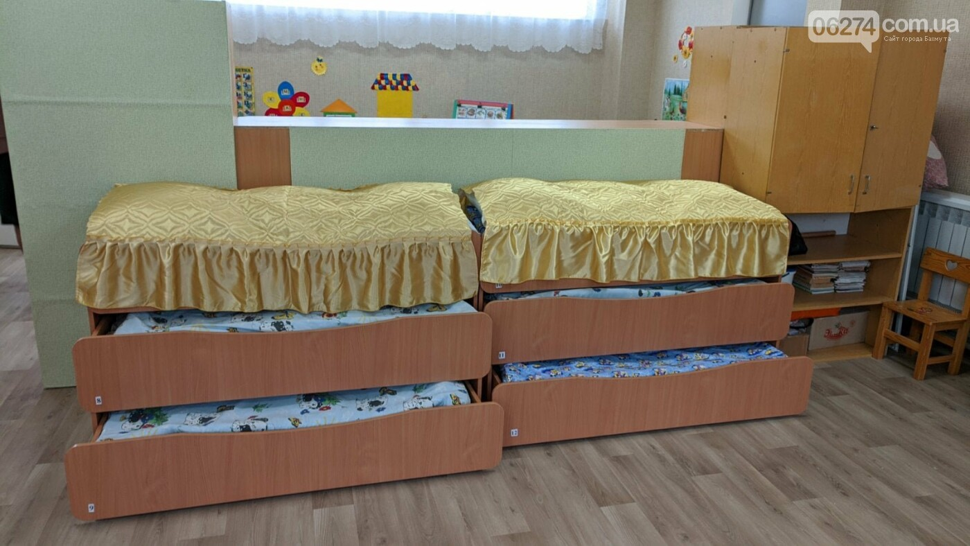 В Бахмуте открыли еще один обновленный детский сад, фото-10