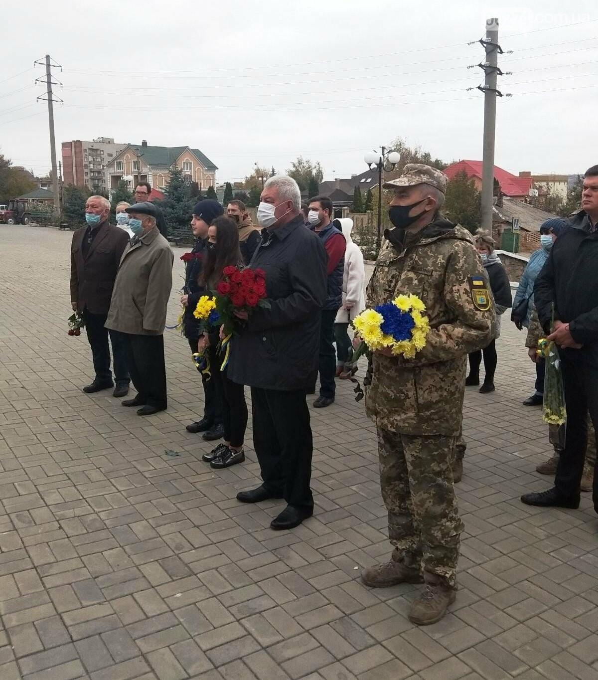 В Бахмуте отметили 76-ю годовщину освобождения Украины от нацистов, фото-2