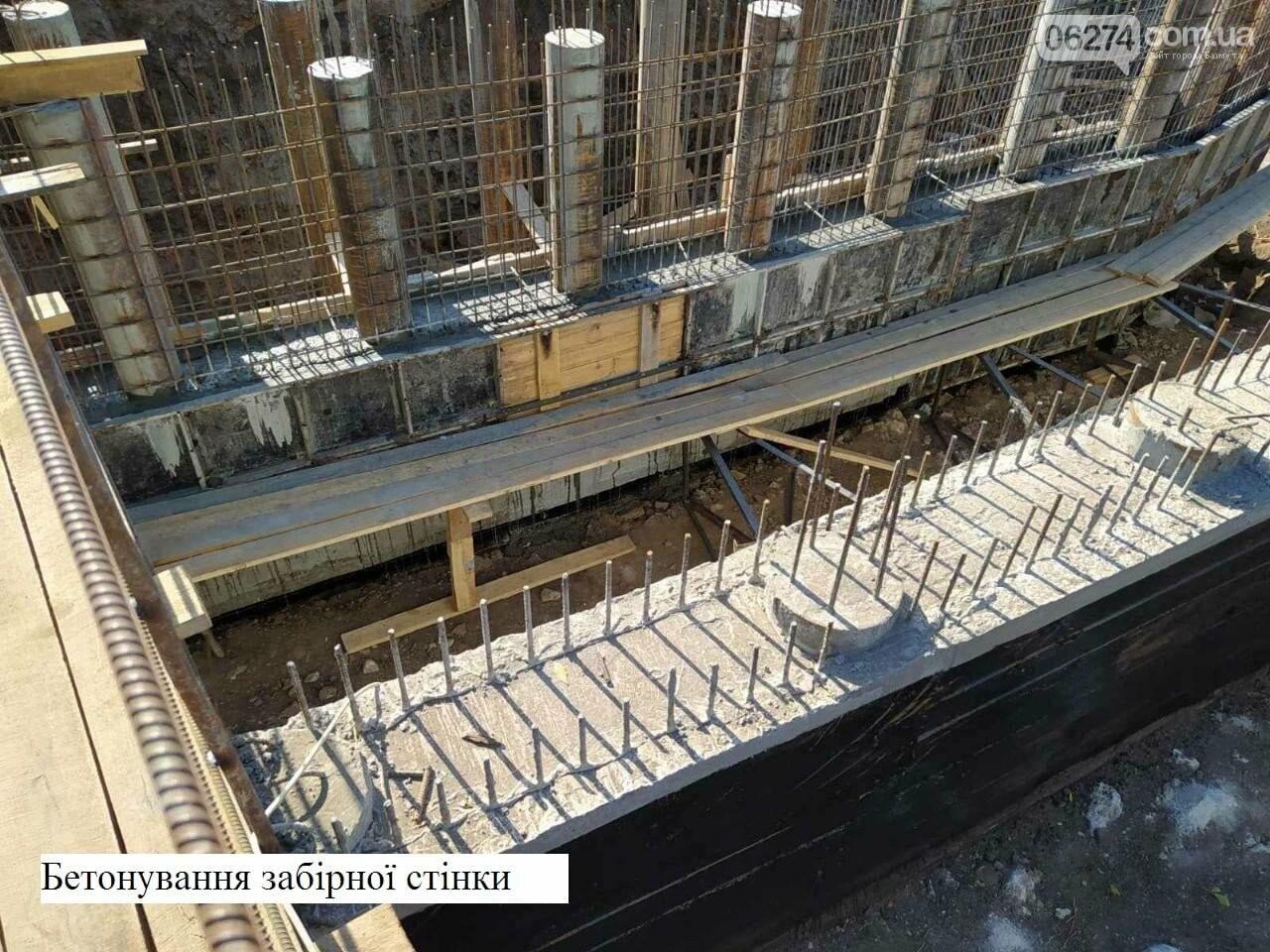 В Бахмуте продолжается ремонт моста по ул. Трудовой, фото-6