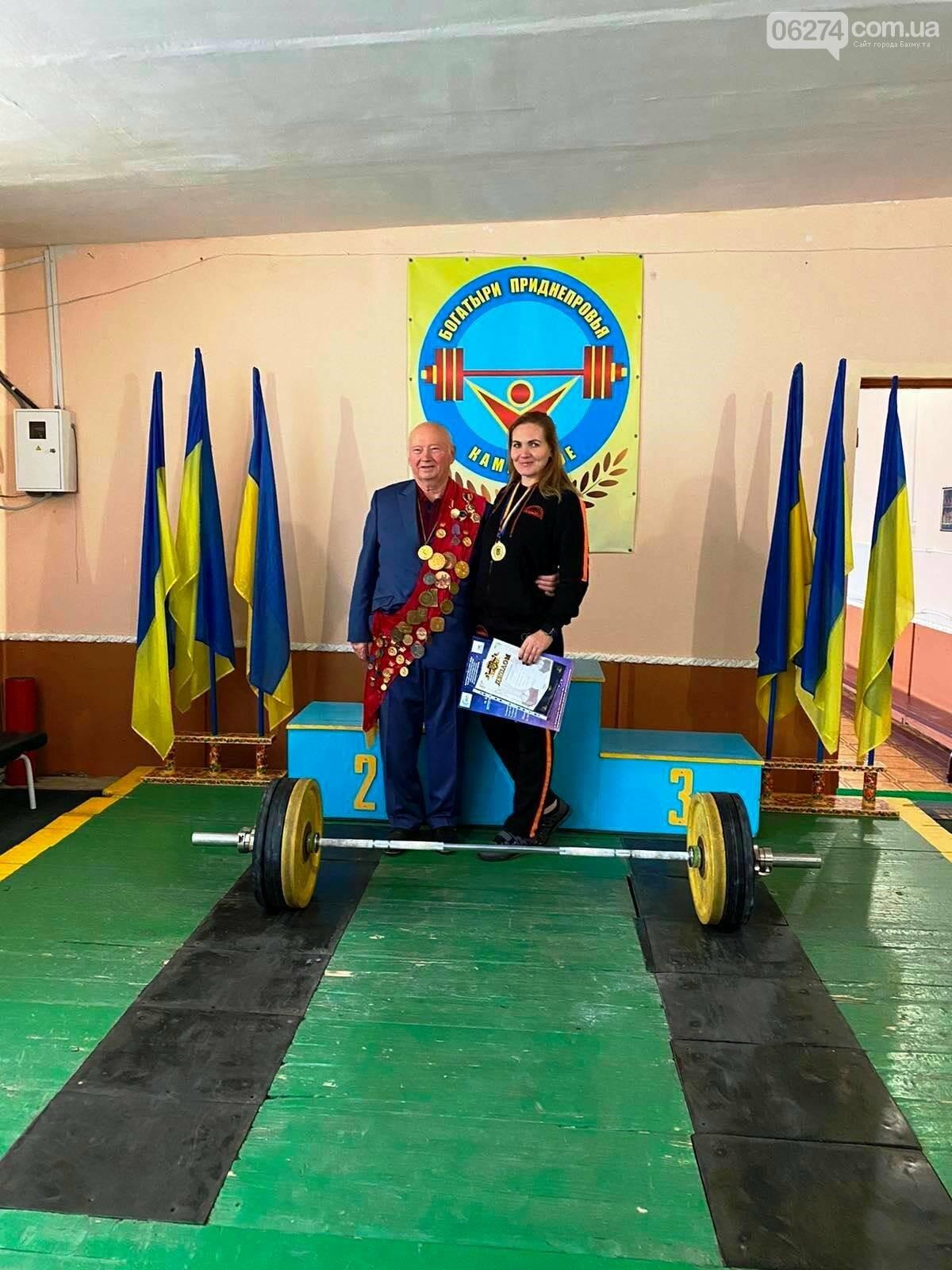 Тяжелоатлеты Бахмута стали призерами чемпионата Украины среди ветеранов, фото-4